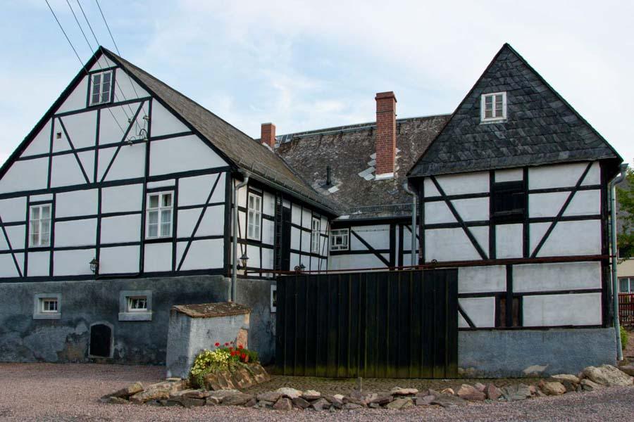 Schmiedelandhaus Greifendorf Rückseite