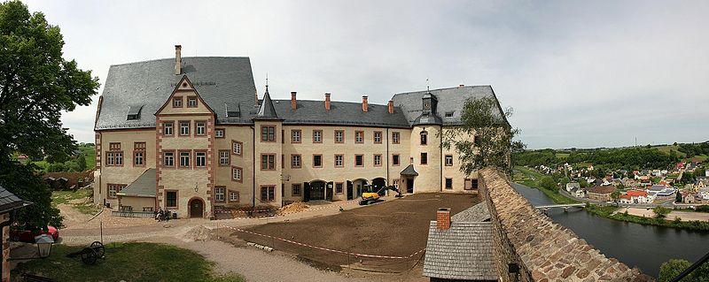 Burg Mildenstein Leisnig, Foto Norbert Kaiser